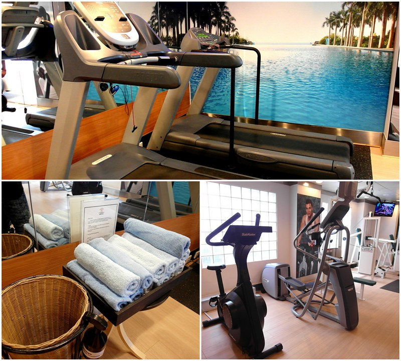 香港利景飯店-健身房