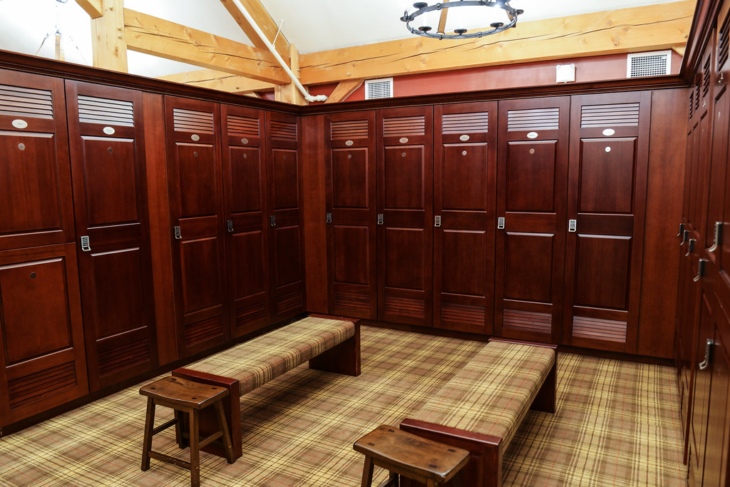 The Hermitage Club Locker Rooms