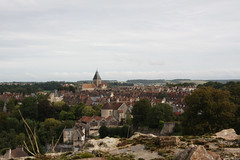 Falaise - Photo of Nécy