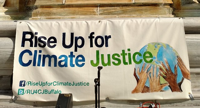 Rally for Climate Justice