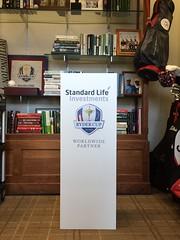 Ryder Cup Trophy Pedestal