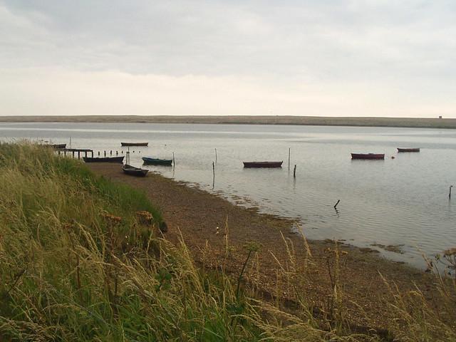 The Fleet near Chickerell