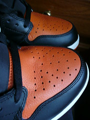 Nike Air Jordan 1 Retro High OG Shattered Backboard Size 14 NEW 555088-005