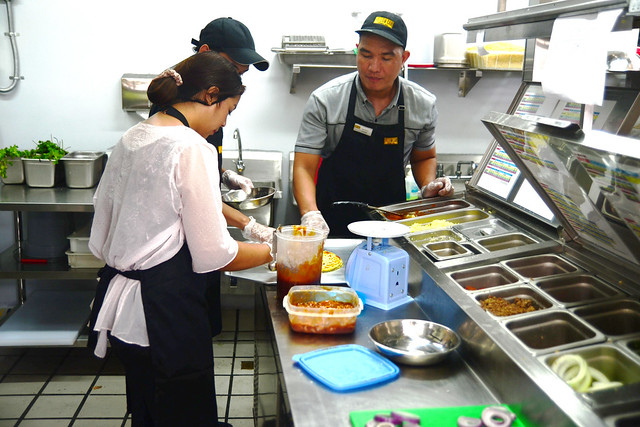 Patty Villegas - Yellow Cab Opening - Sta. Lucia Mall -11