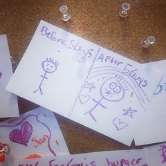 This kid totally gets it. #5Guys...