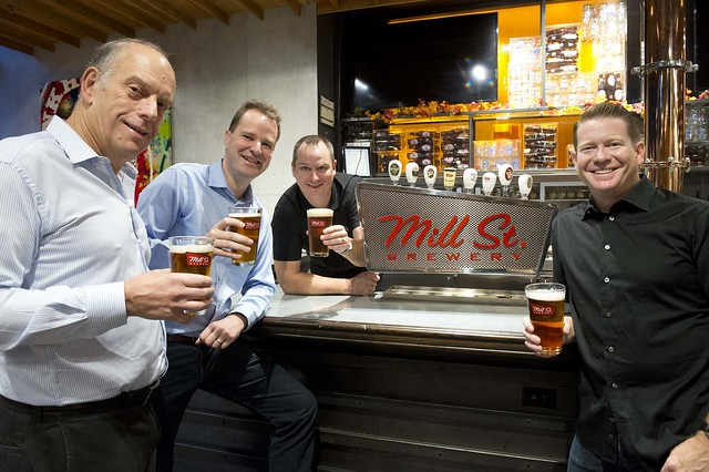 Labatt and Mill Street Brewery announce purchase agreement