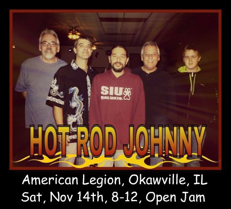 Hot Rod Johnny 11-14-15