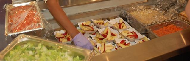 Sorter School Project Lunch Prep