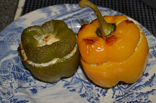 peppers stuffed with ricotta Oct 15 (4)