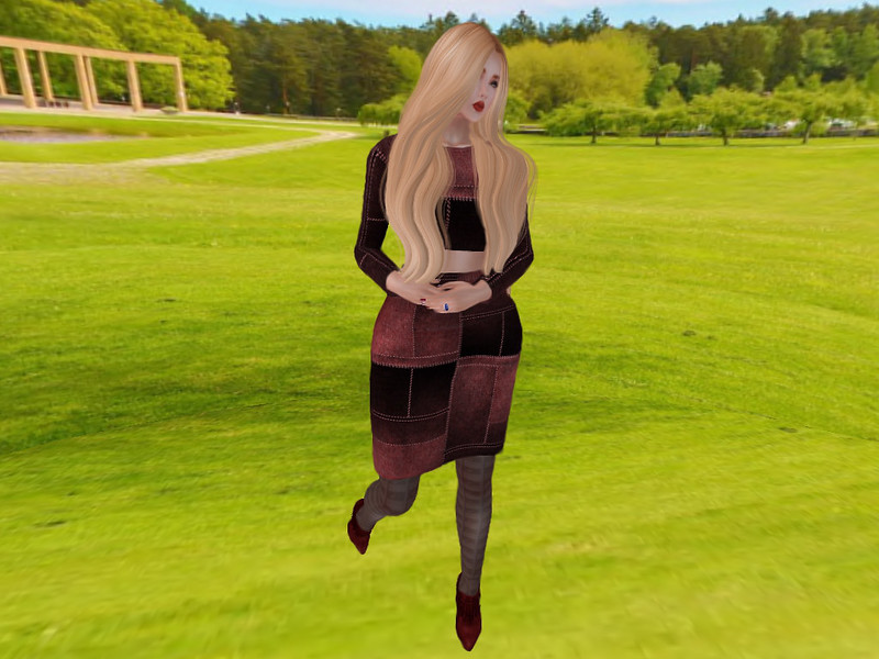 -monaLISA- GIFTS SPOT -mL- Anjali Outfit (Maitreya/Slink/Belleza) - HUD
