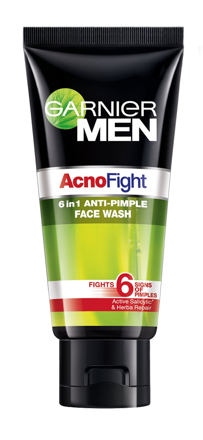Best Face Wash For Men in India for Acne - Garnier Acno Fight Face Wash For Men