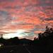 sunset on I-84 by Dougerino