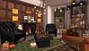 Pumpkin Spice- Tylar's Treasures Firelight LR by Hidden Gems in Second Life (Interior Designer)
