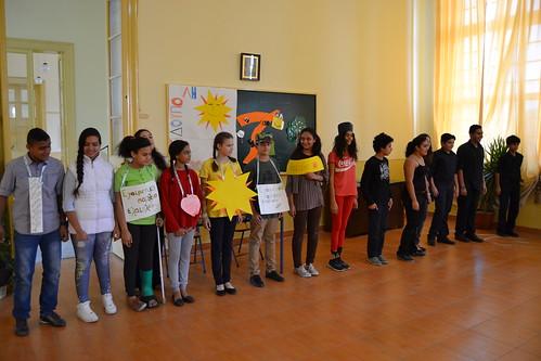 Οι μαθητές τιμούν το Πολυτεχνείο