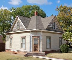 Crawford House (Clinton, Oklahoma)