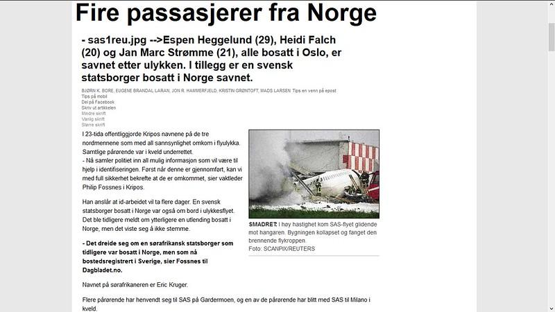 mer om flyulykke