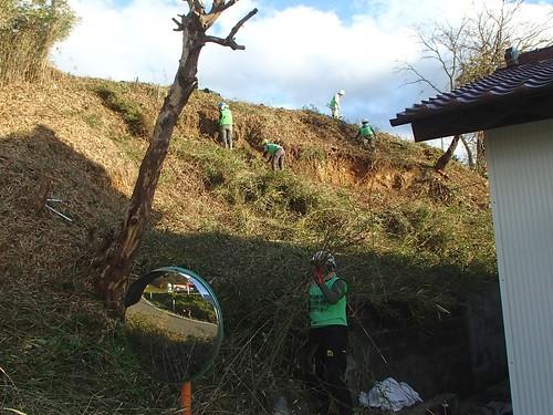 南相馬市小高区(避難指示解除準備区域)で災害ボランティア(援人 1127便)
