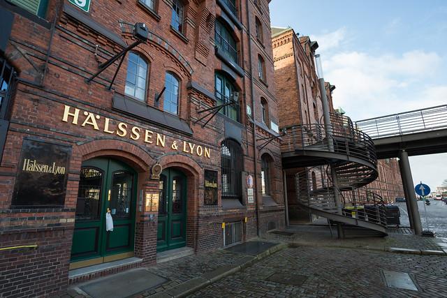 Hamburg's Speicherstadt - The UNESCO World Heritage Site