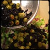 #homemade #caponata #caponatina #CucinaDelloZio - Toss in the olives