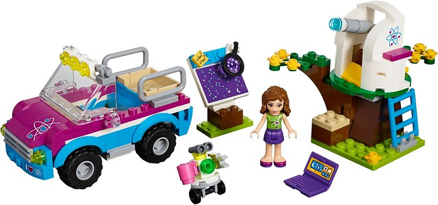 Olivia's Exploration Car - 41116