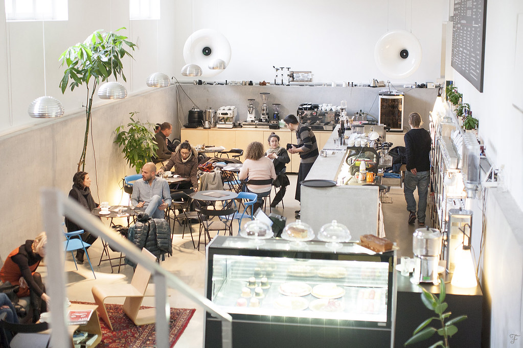 kavarna moderna ljubljana best coffee in ljubljana