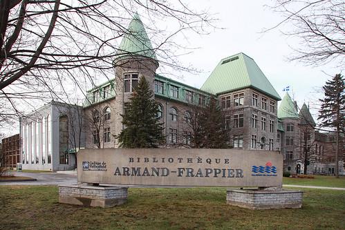 Bibliothèque Armand-Frappier