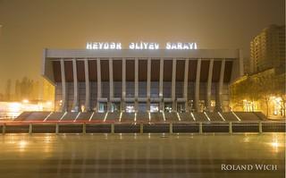 Baku - Heydar Aliyev Palace