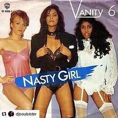 #Repost @djsoulsister with @repostapp ・・・ Nasty girls for #presidentclinton!