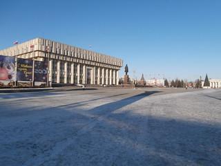 Тула. Площадь Ленина.
