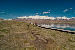 playground in the sky~ Karakol~ Xinjiang