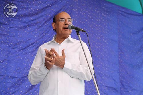 Baldev Narang from Dr. Mukherjee Nagar, Delhi expresses his views