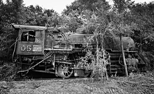 that long black train...(Explored)