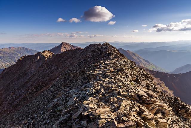 Conundrum Ridge