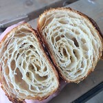 Croissant Crumb Structure
