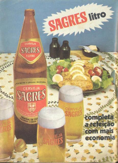 Crónica Feminina Nº 1239, Agosto 21 1980 - contra-capa