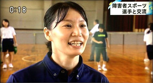 パラリンピック教育_伊藤選手