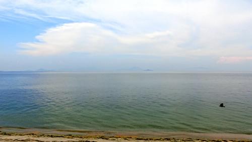 The wind of Aki-nada(the sea of Aki)  安芸灘の風