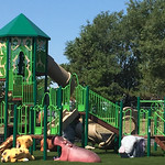 Secaucus, NJ Zoo Playground