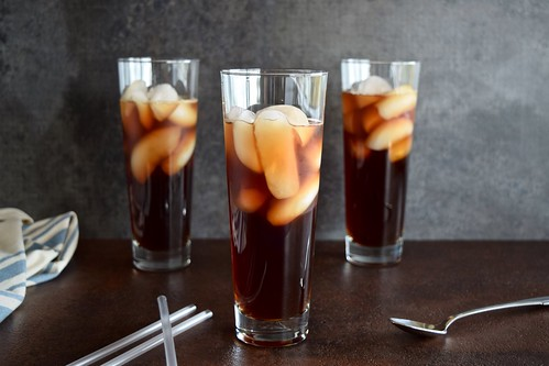 iced tea with spices