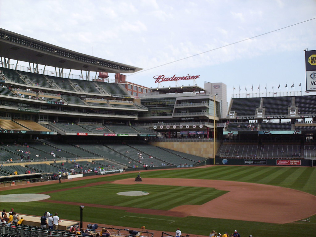 Target Field In The Ballparks
