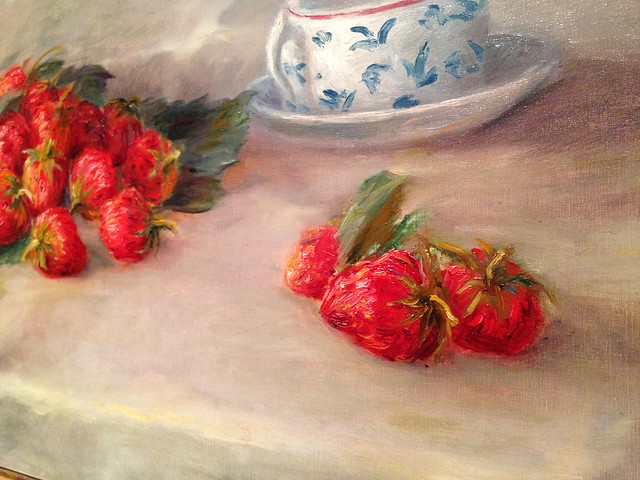 Pierre-August Renoir: Strawberries