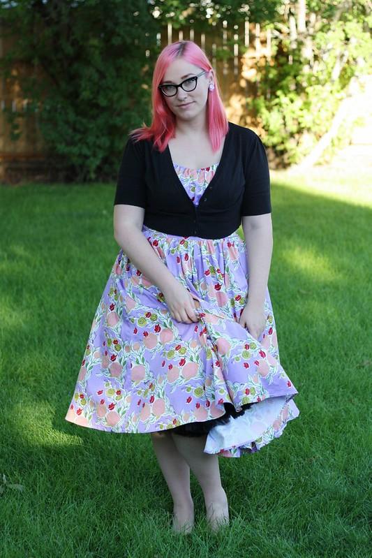 Pinup Girl Clothing Ella Dress - grimmricksen