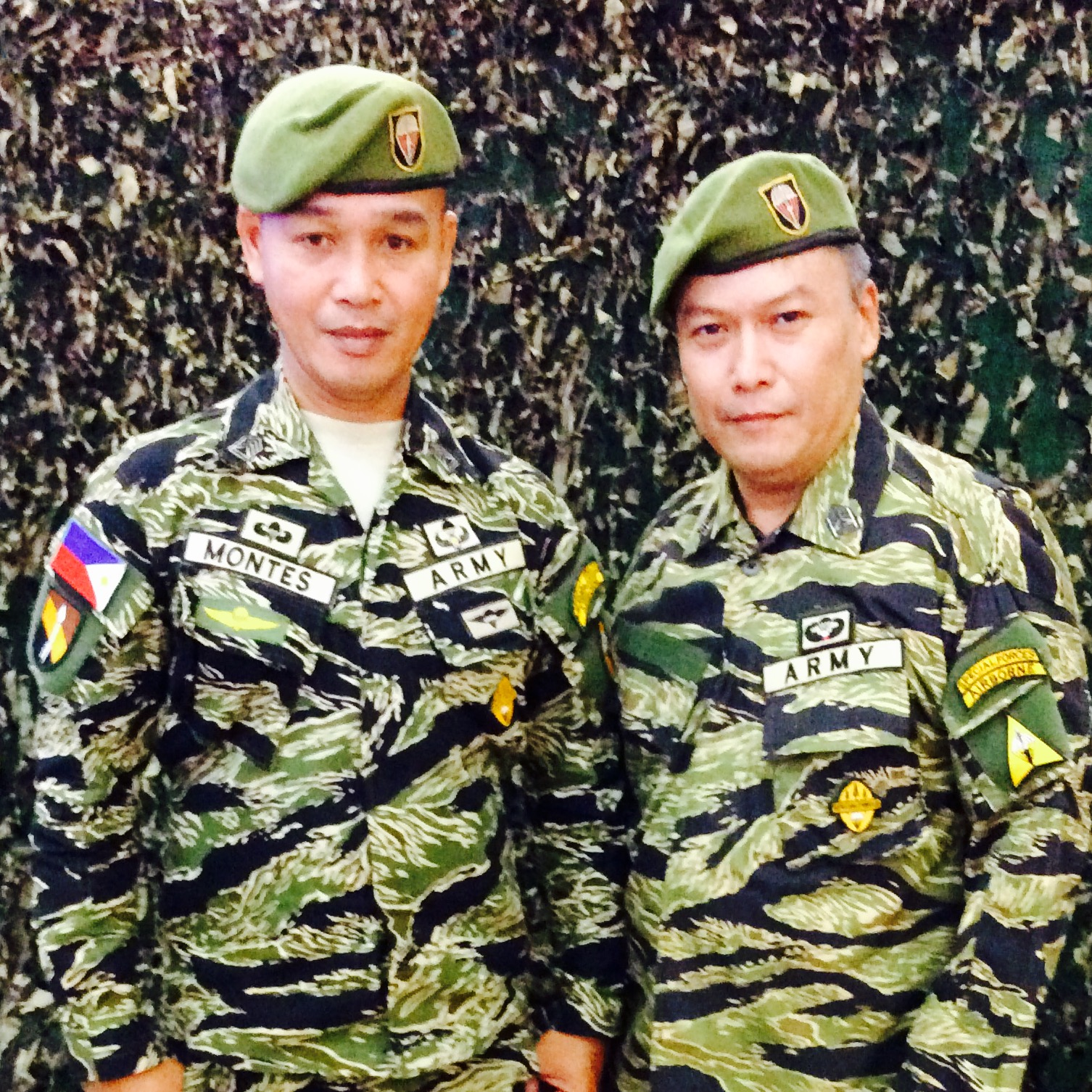 FILIPINOS CELEBRATE ARMED FORCES WEEK