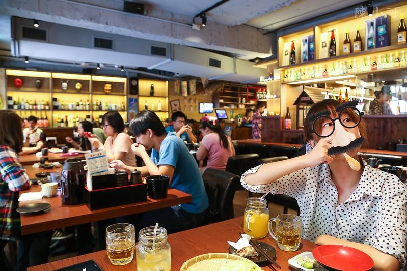 【台北東區美食餐廳】狗一下居食酒屋(忠孝店),東區居酒屋、日式料理、聚餐推薦、宵夜喝酒小酌