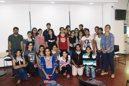 Django Girls Pune group shot