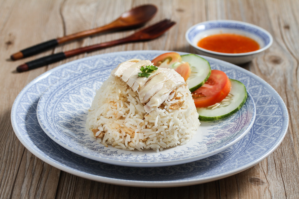 Yamie Chicken Rice