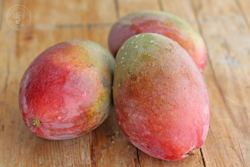 Cocinando entre olivos bizocho de mango receta paso a paso for Cocinar con mango
