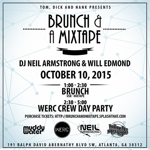 Brunch and A Mixtape ATL