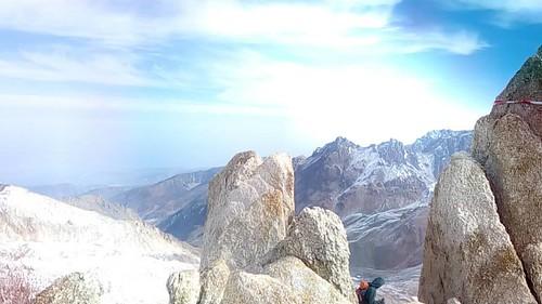 Альпиниада на пик Молодежный (4147 м) (1)