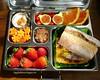 Sardine Sandwich Planetbox Bento